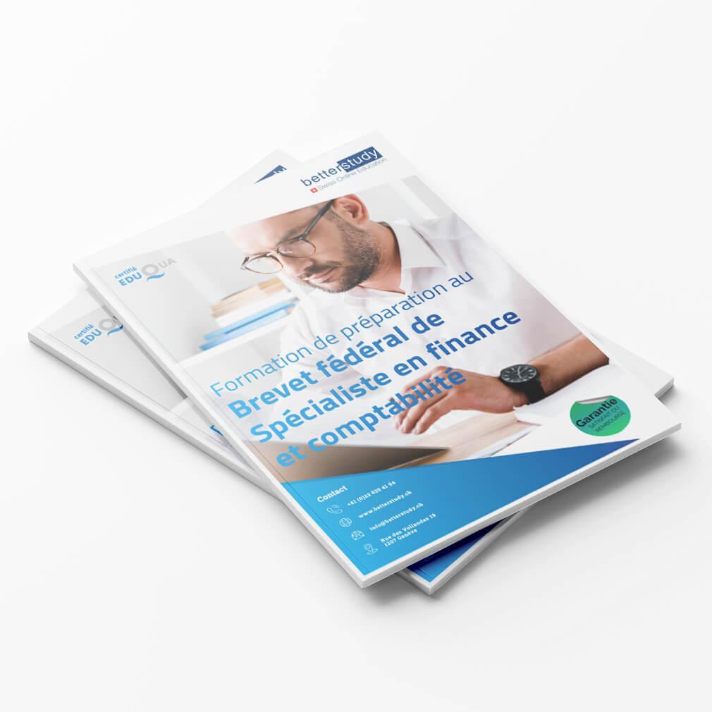 Brochure Brevet Spécialiste en Finance et Comptabilité